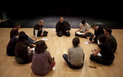 Gérard Gallego | Photos de la formation - Animer un atelier théâtre